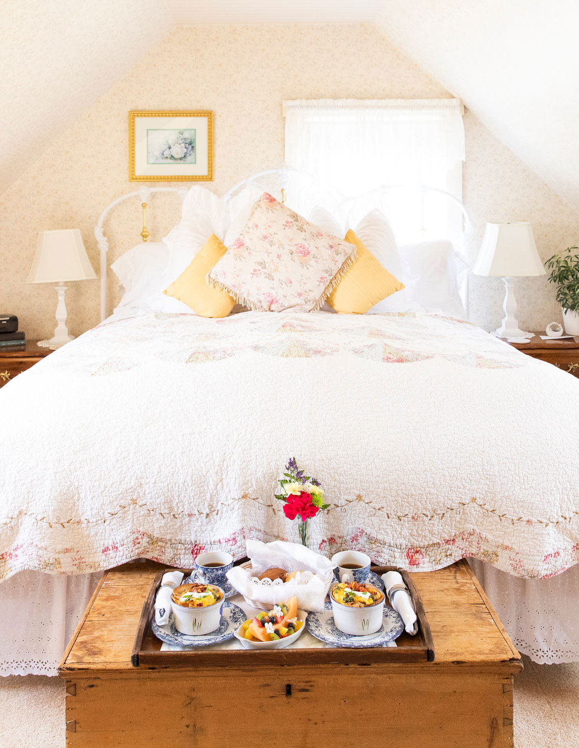In-Room Homemade Breakfasts -