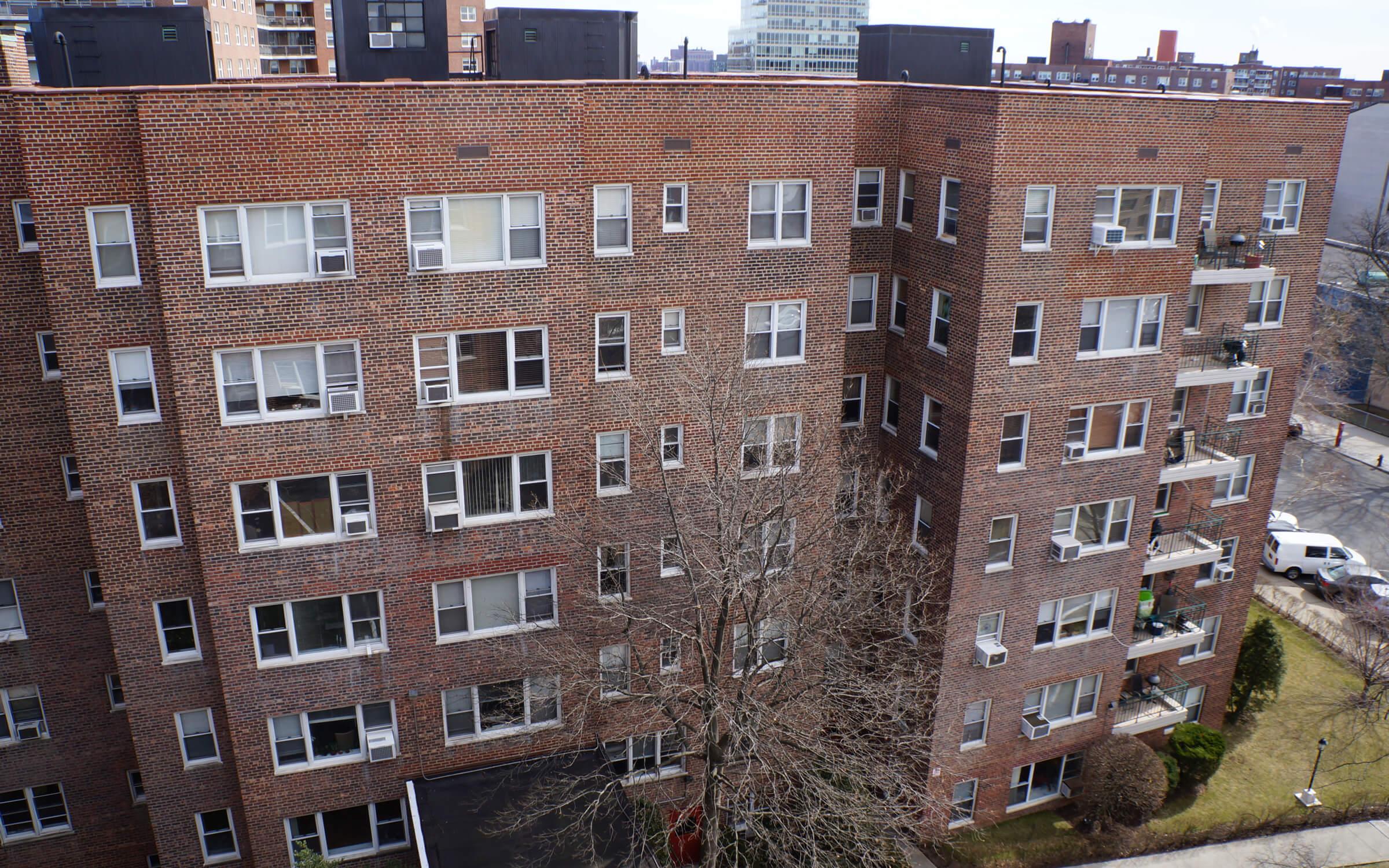 Hudson Manor Terrace -