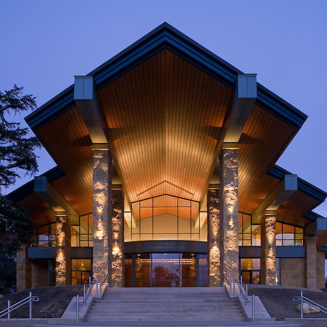 CENTER FOR PERFORMING ARTS -