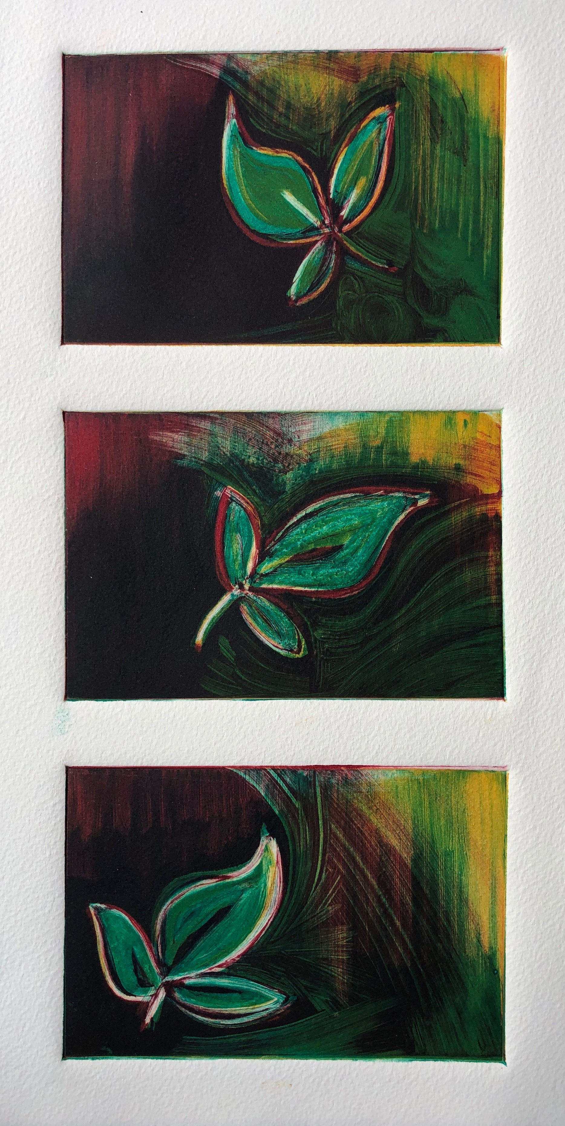 """falling leaves 2019 