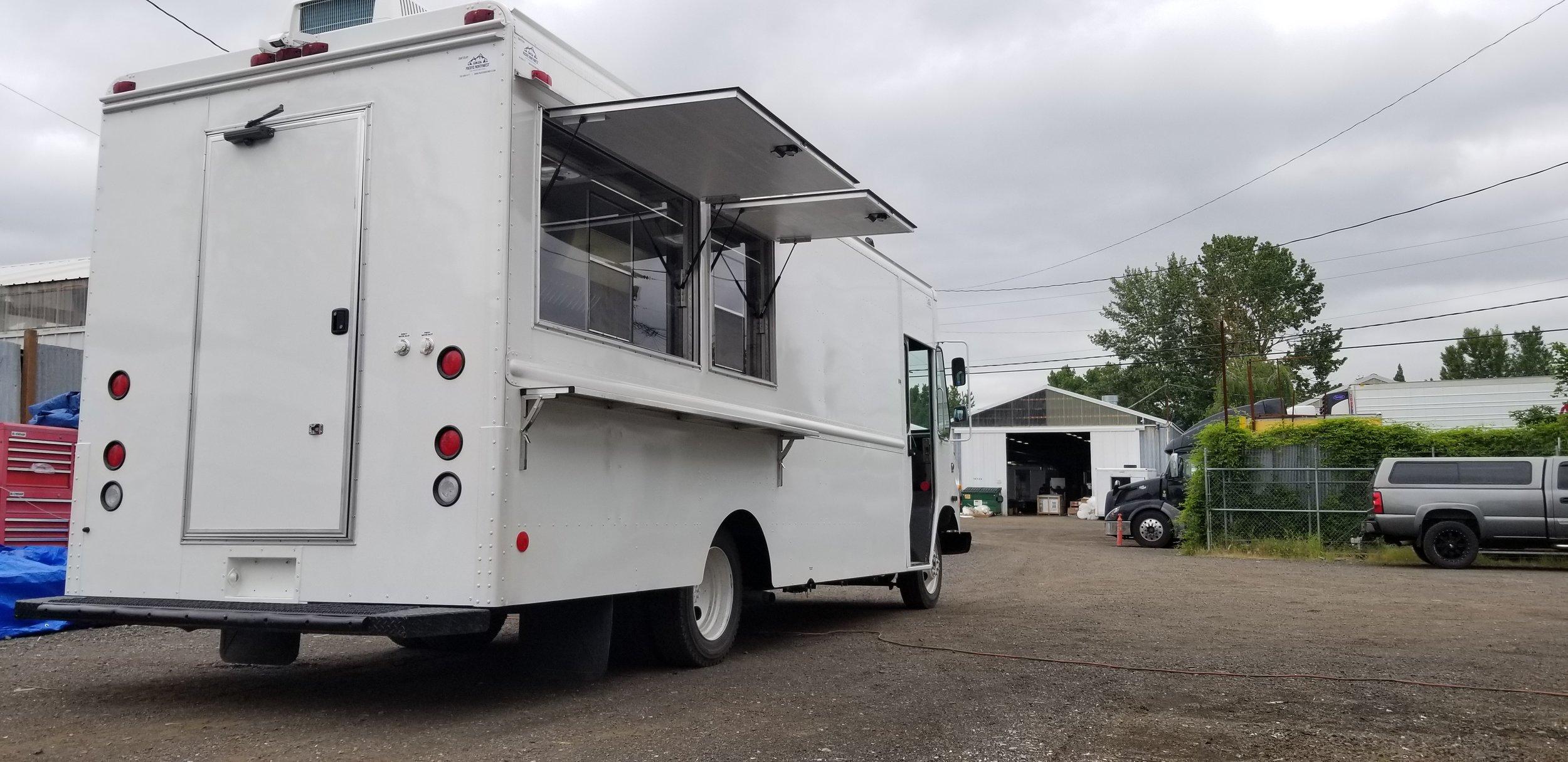 Premium Food Truck