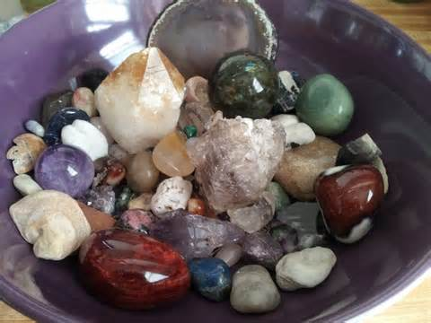 Crystal Workshop - I have always been one of those kids that had rocks in her pockets. It doesn't matter where I went, a rock will catch my attention out of the corner of my eye. Those rocks seem to call to me to pick them up and to take them home. This hasn't changed as I became older. After learning Shamanic Reiki, the draw to crystals was only intensified. This opened up a line of communication with crystals. Crystals are the Stone Nation or Stone People. They can communicate with you and are willing to help you.Do you pick up rocks everywhere you go?Are you curious about crystals' metaphysical properties?This class is for you.CLASS DESCRIPTION:In this class you will learn:*What crystals have to offer you.- What are their metaphysical properties.*How do you pick choose the right crystals for you- Why are you drawn to different crystals at different times.*How to clear and charge your crystals*How to best use your crystalsThis is a one day class.Classes Coming Soon