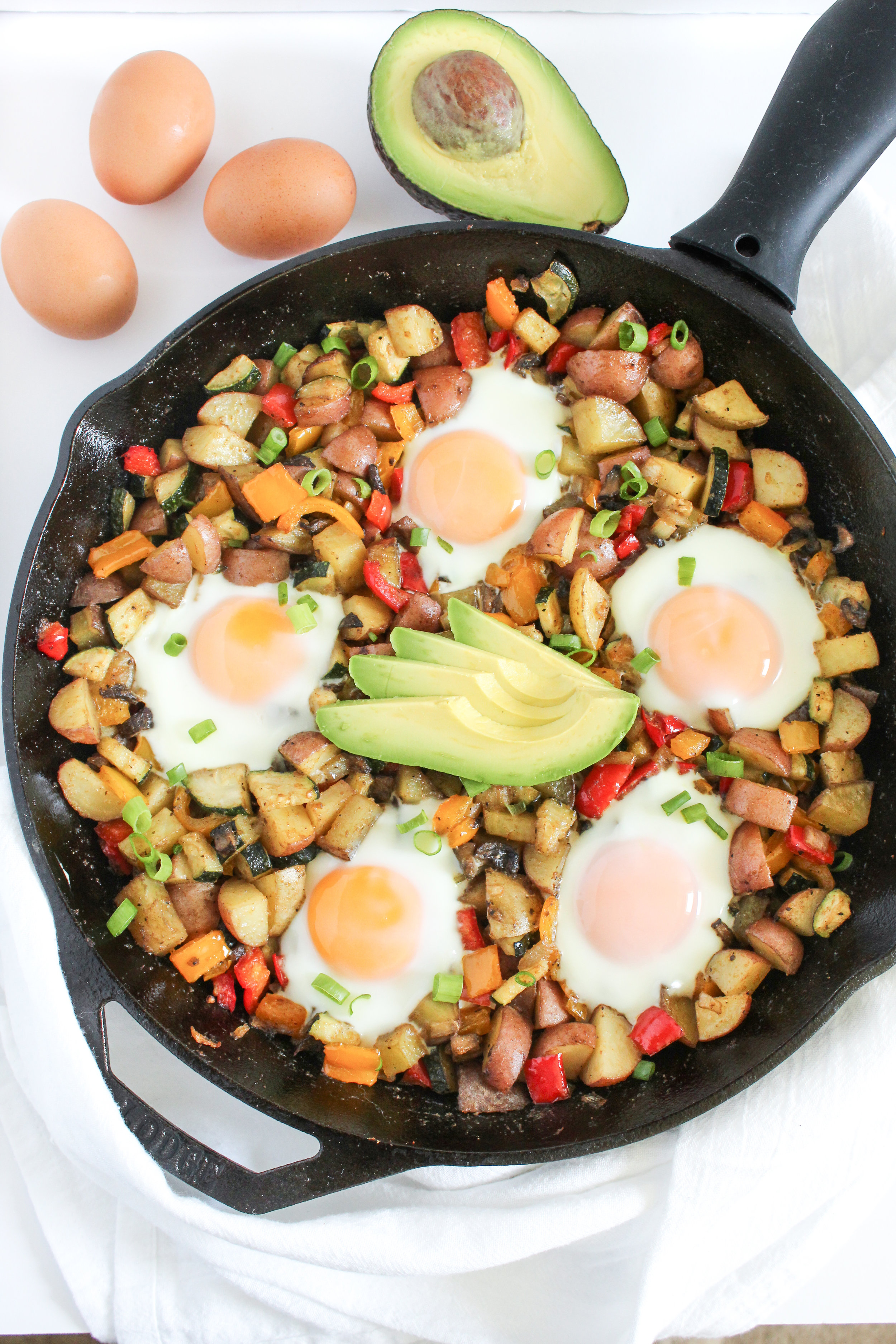 Southwest Breakfast Hash