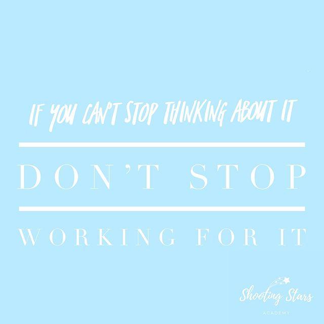 🔥💪🏼 Always moving forward! #ssa19 #shootingstarsacademy #motivation #goals