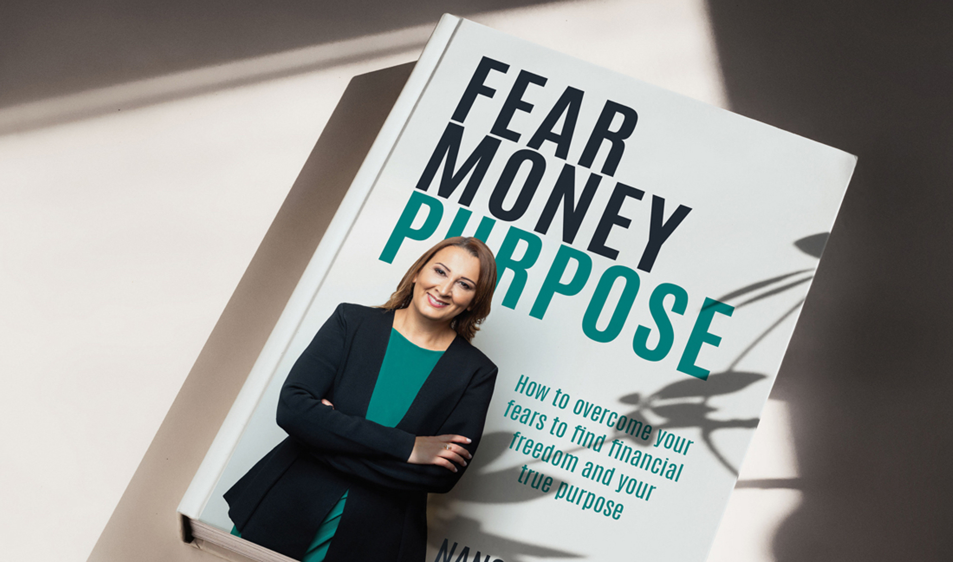 Fear Money Purpose - Conquer your money fears; master your money; find your purpose. Sounds simple, right? If this sounds equal parts terrifying, exciting and life-changing, this is the book for you.