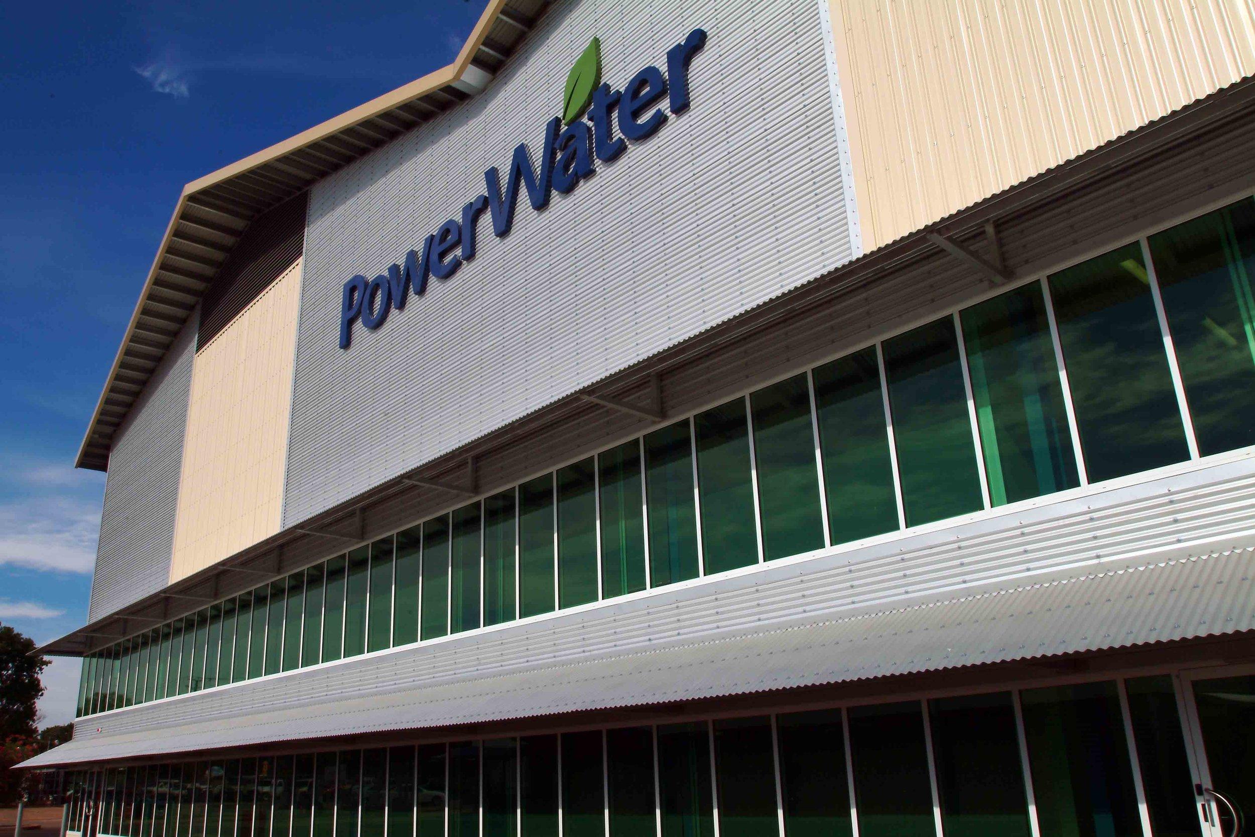 POWERWATER - D A R W I N , N T