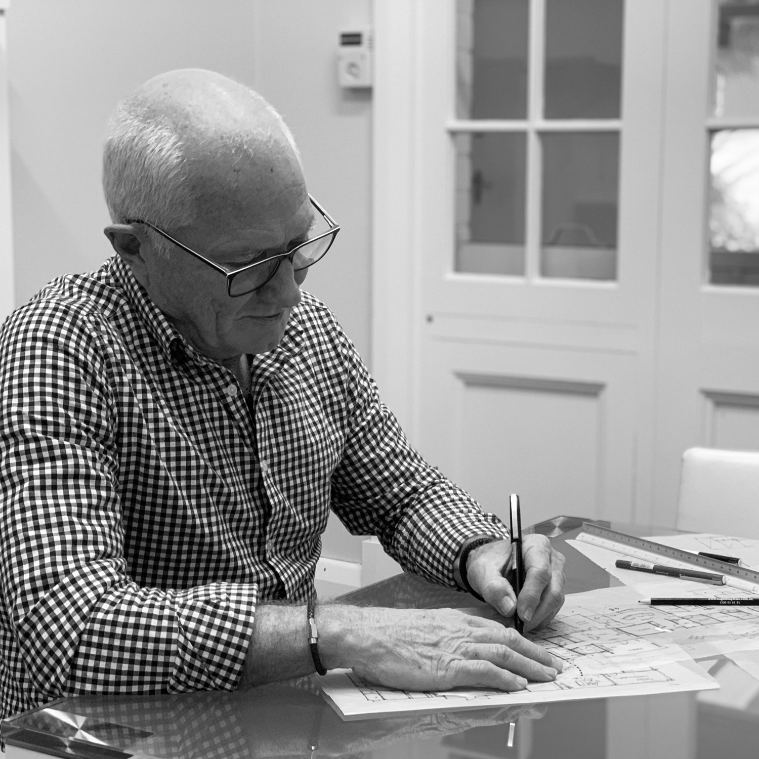 Tony Hogan - Senior Architect