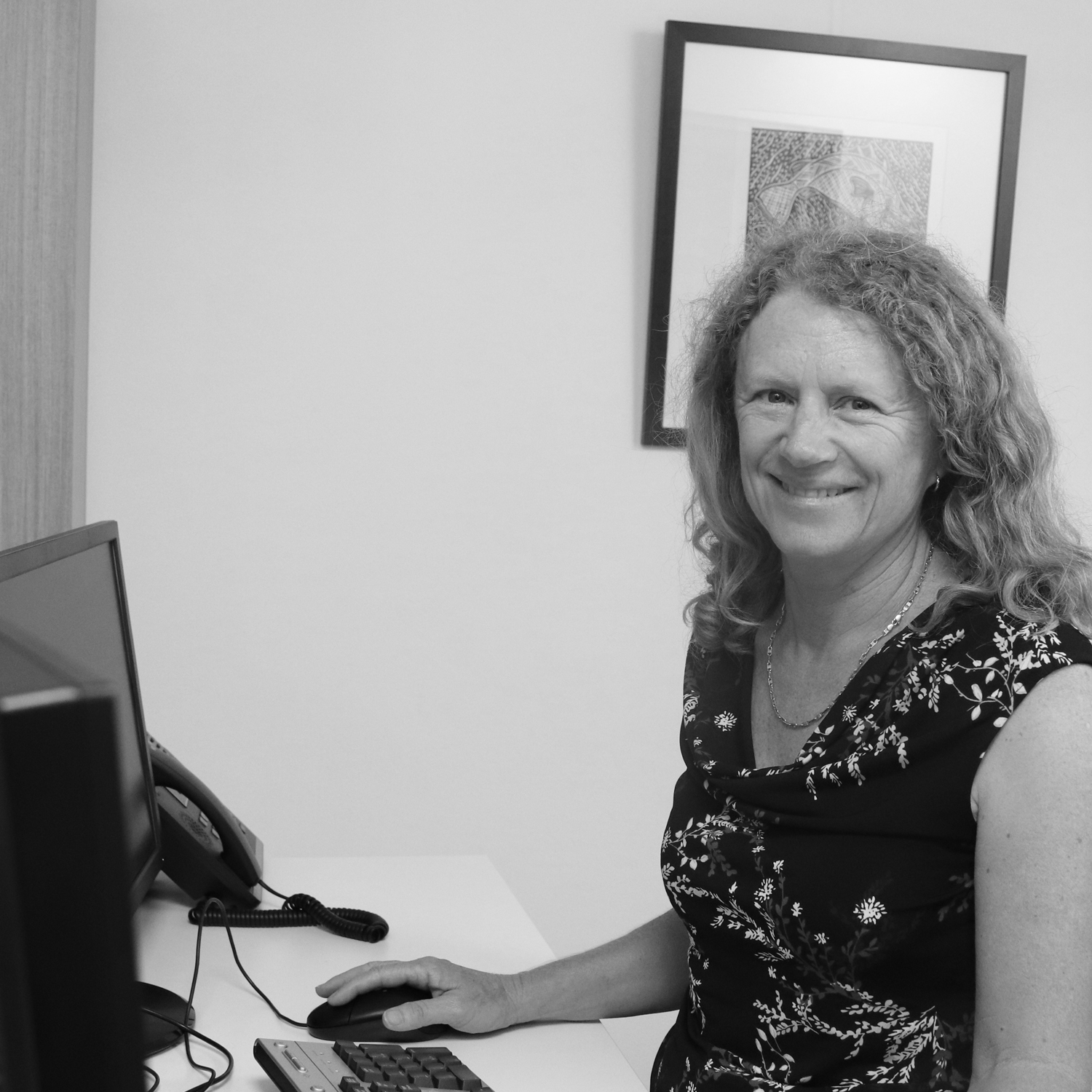 Sue Bleakley - Administration Manager