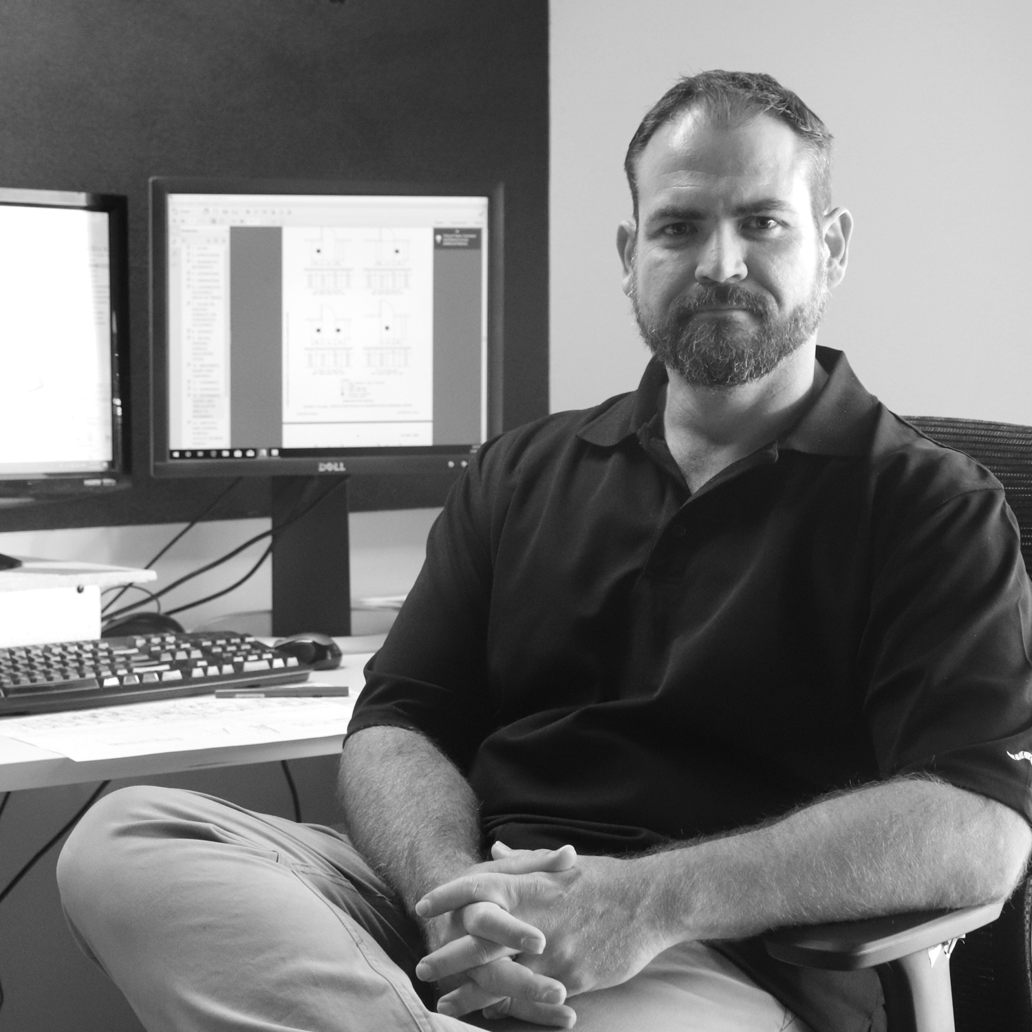 Daniel del Nido - Architect & Technical Manager