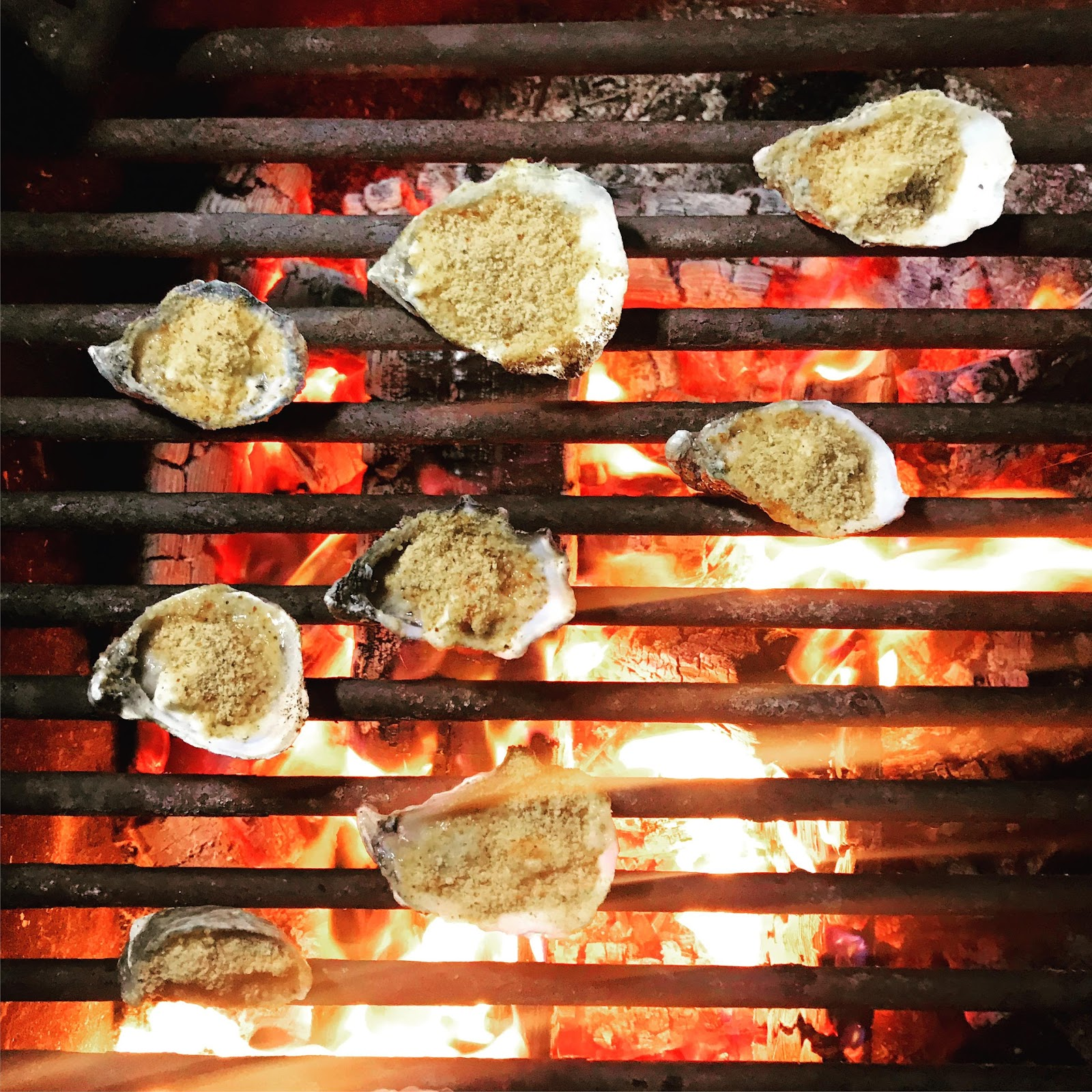 BBQ'd Pacific Gold Oysters - This is an awesome backyard BBQ style way to enjoy our Pacific Gold Oysters. Cooked oysters are delicious, much like a great steak you want to be sure and not over cook them and lose the oyster's delicious, bright ocean flavor.Read More