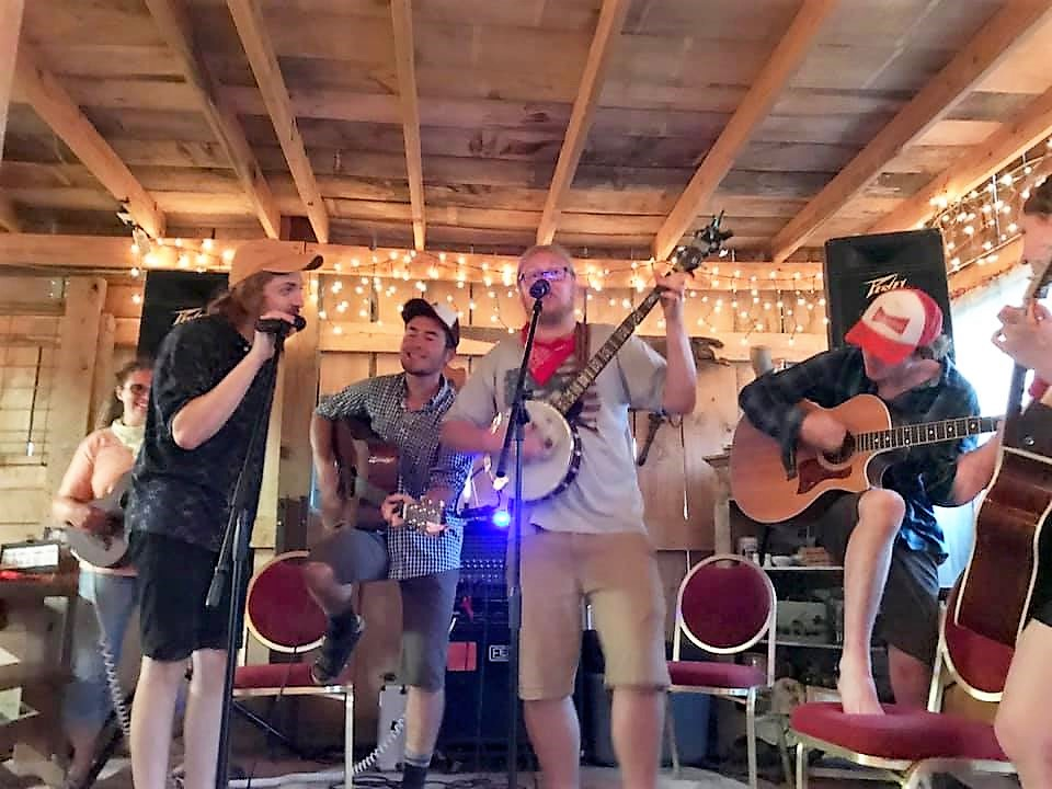 OPEN MIC | 6-9pm |Thursdays through September 19 - Share your talents...Open Mic Nights are open to all ages and abilities-everyone is welcome!Every Thursday from 6-9 Hosted by the witty & talented Rock Creek Song Dogs