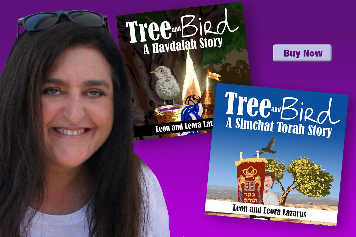 Take Action - Support my Jewish Education initiatives by purchasing a Morah Leora book. Click below to find a Morah Leora print or eBook on Amazon.