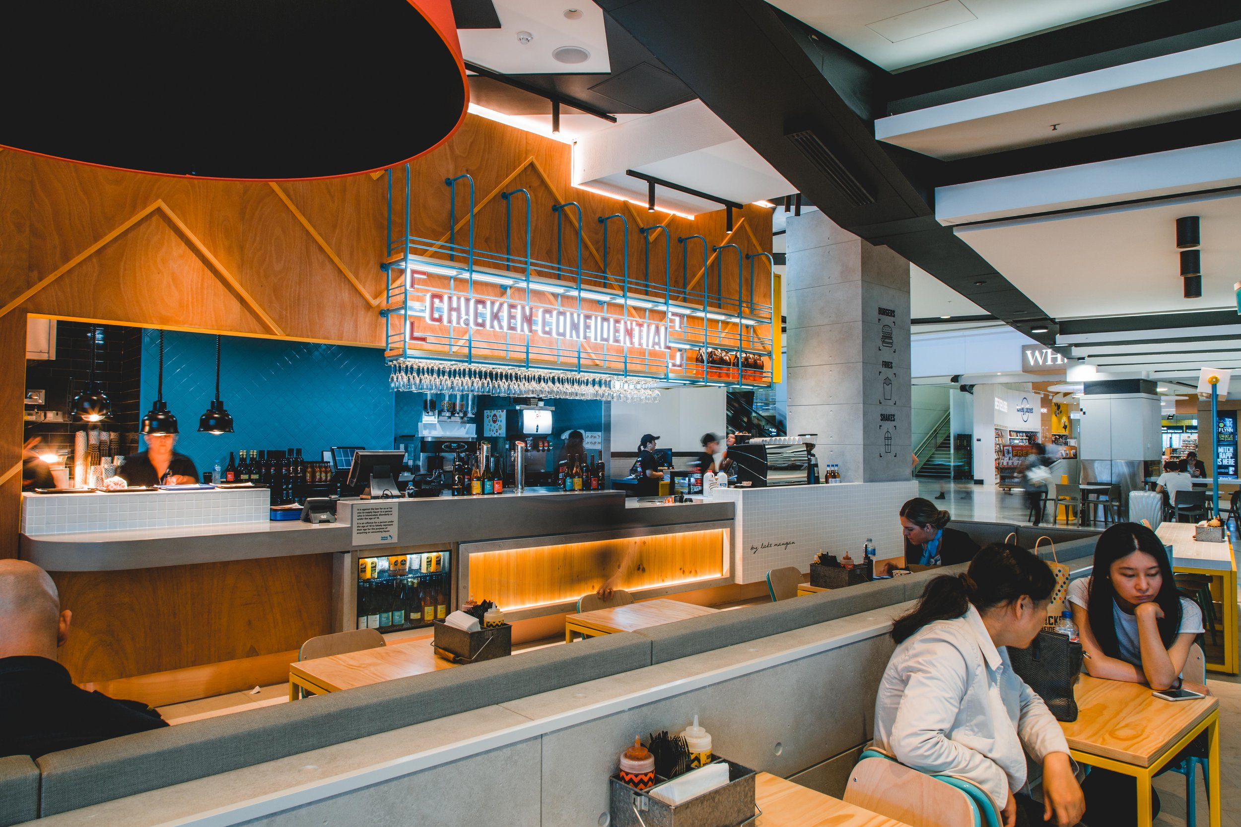 Chicken Confidential - Sydney International Airport (T2) (1 of 20).jpg