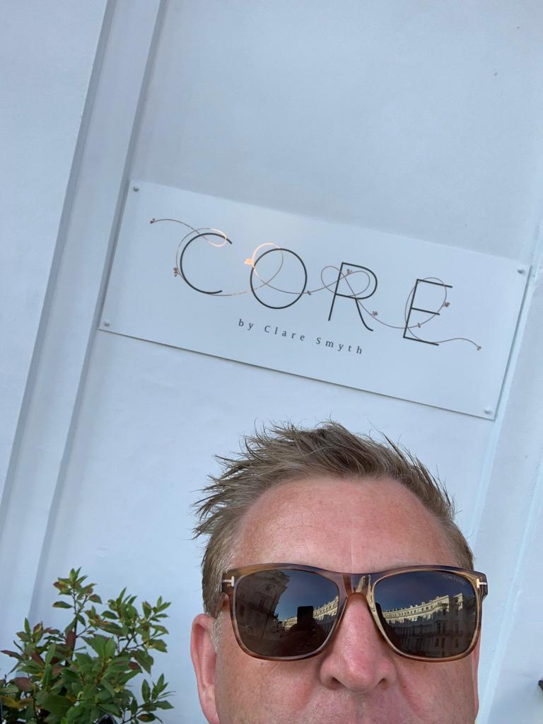 Core by Clare Smyth in Notting Hill! More selfies over at  @lukewmangan  on insta!