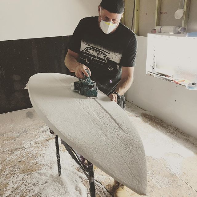 OVER 30 YEARS!! We're one of the few left that still hand shape our boards, and we've been doing it for over 30 years.  If it's a high quality board you want, Make It Katana. #MakeItKatana _ #katana #katanasurf #surf #handmade #shaper #shaping #professional #highquality #quality