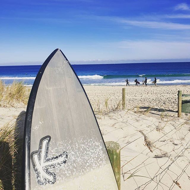 Doesn't get much more perfect. 👌 . . . #surf #surfing #surfboard #australian #made #australia #handmade