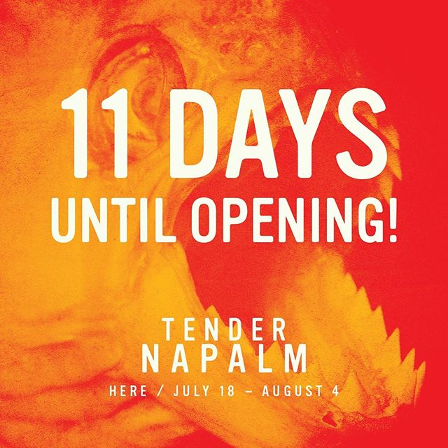 11 Days until Opening Night! Experience TENDER NAPALM this summer @ @herearts . Tickets on sale now via the link in bio💫 . . . . . #tendernapalm #blacktheatre #blacktheatrenyc #downtowntheatre #nyctheatre #offbroadway #timeoutnyc #relationshipgoals #lettalkblacklove #blacklove #dancetheatre #subletseries #playbill #blackactors #broadwayblack