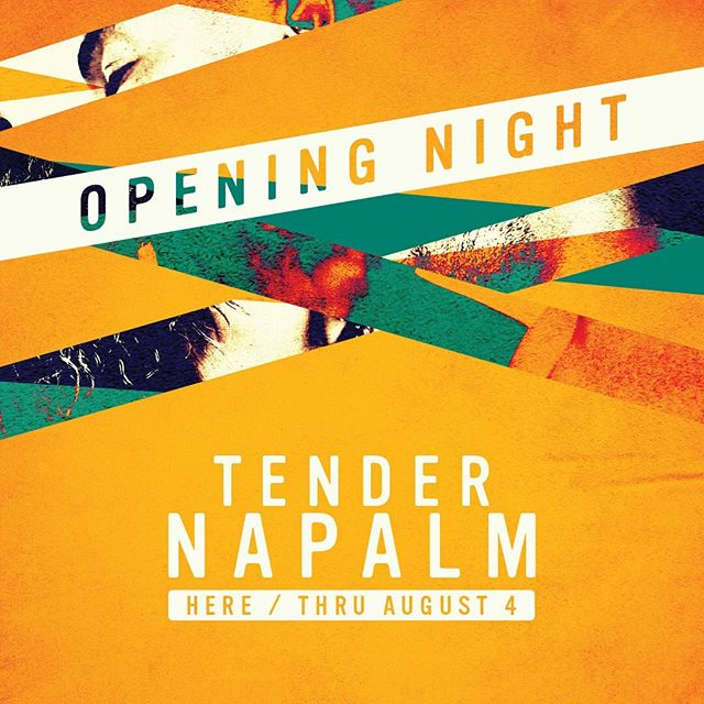 @tendernapalmnyc Happy Opening to the cast and creative team of TENDER NAPALM @ @herearts — break a leg, everyone! 🙌🏾👥🤷🏾‍♂️💁🏽‍♀️ . . . . #tendernapalm #blacktheatre #blacktheatrenyc #downtowntheatre #nyctheatre #offbroadway #timeoutnyc #relationshipgoals #letstalkaboutblacklove #blacklove #dancetheatre #herearts #playbill #blackactors #broadwayblack #philipridley #broadwayworld #timeoutnewyork #afrofuturism