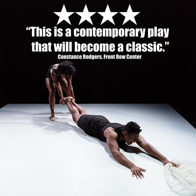 A thrilling ride of love and loss. Experience the critically-acclaimed ★★★★ play, TENDER NAPALM in it's FINAL WEEK at @herearts ALL TICKETS $25!!! . . . . #tendernapalm #blacktheatre #blacktheatrenyc #downtowntheatre #nyctheatre #offbroadway #timeoutnyc #relationshipgoals #letstalkblacklove #blacklove #dancetheatre #broadwayworld #playbill #blackactors #broadwayblack #philipridley  #indietheatre