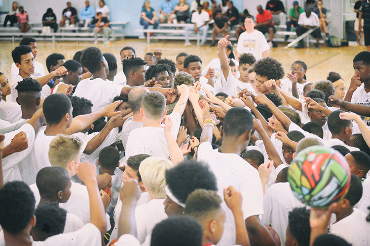 2019 Hoop Dreams Basketball Camp with Tracy McGrady