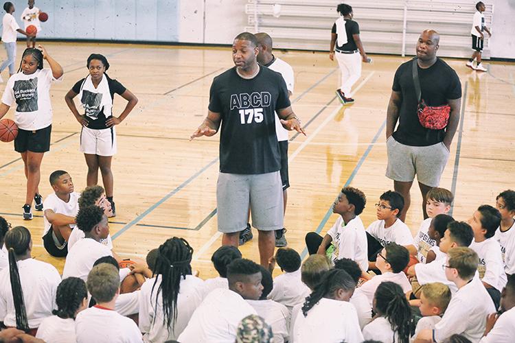 Tracy McGrady at Hoop Dreams Basketball Camp - Auburndale, Fl June 2019