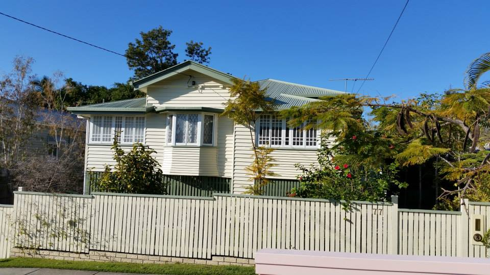 Currently a 3 brm Queenslander, we will be raising the house, extensions to the upper level and building in the lower level.