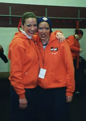 Our History - The Illinois Skating Team, originally named the Illini Edge, was founded in 2001 by Natalie Magiet and Carrie Rennemann. This team represents the University of Illinois at Urbana-Champaign. There are many things that make us unique. One of the most important features of the team is the active leadership that every member must take. Each skater participates both on and off the ice, contributing ideas and time to the many facets of synchronized skating. The end result is an eager, tight-knit team that anticipates future seasons.In addition to this, the talent on our synchro team is very diverse. We have skaters who competed on Nationally and Internationally ranked teams. We also have skaters who have no synchro experience, but are gold level ice dancers, and junior and senior level freestyle and moves in the field skaters. Our talents also go beyond skating. Each of us is dedicated to our school work and participate in various other organizations on campus. We are all proud to represent our university and contribute to such a special team.