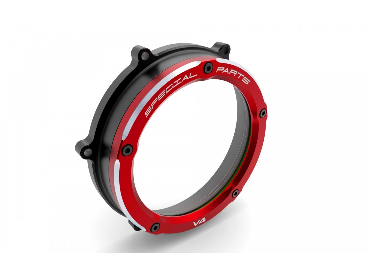 A DUCABIKE special part for the Ducati V4 Panigale.
