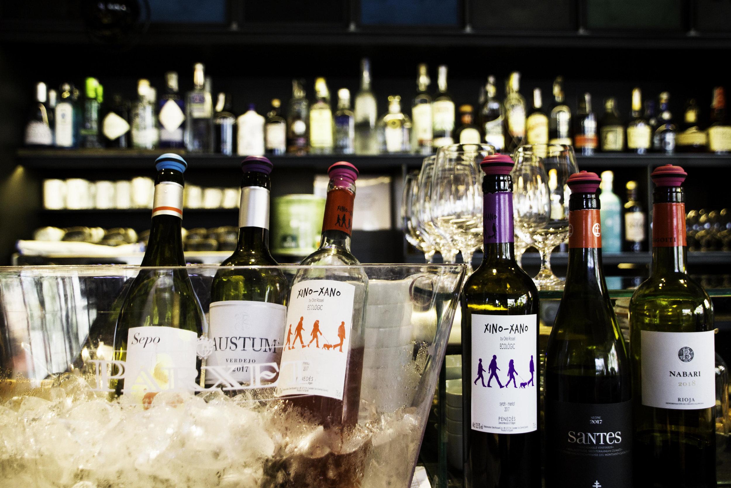 BEGUDES - Vins, cerveses, còctels, smoothies, cafès, tes... Si el que busques és refrescar-te, aquest és també el teu lloc!