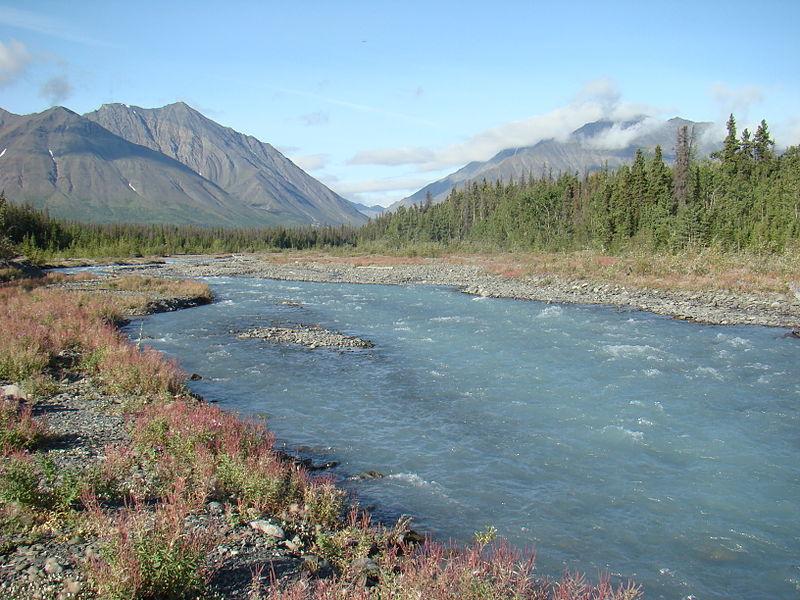 Kluane National Park (credit: wikibunt)