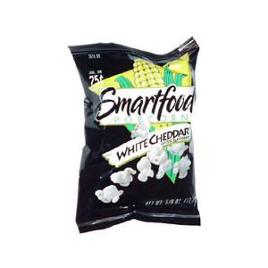 Back when Smartfood was a novelty item.