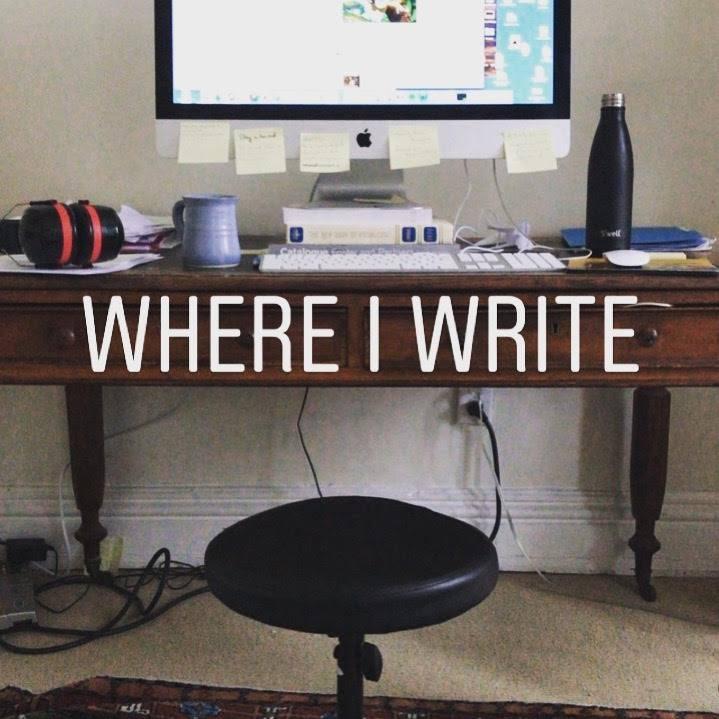 I am writing. See you soon! -