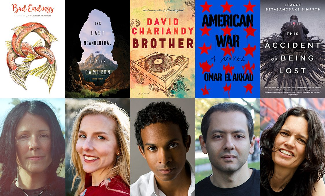 2017 Rogers Writers' Trust Fiction Prize
