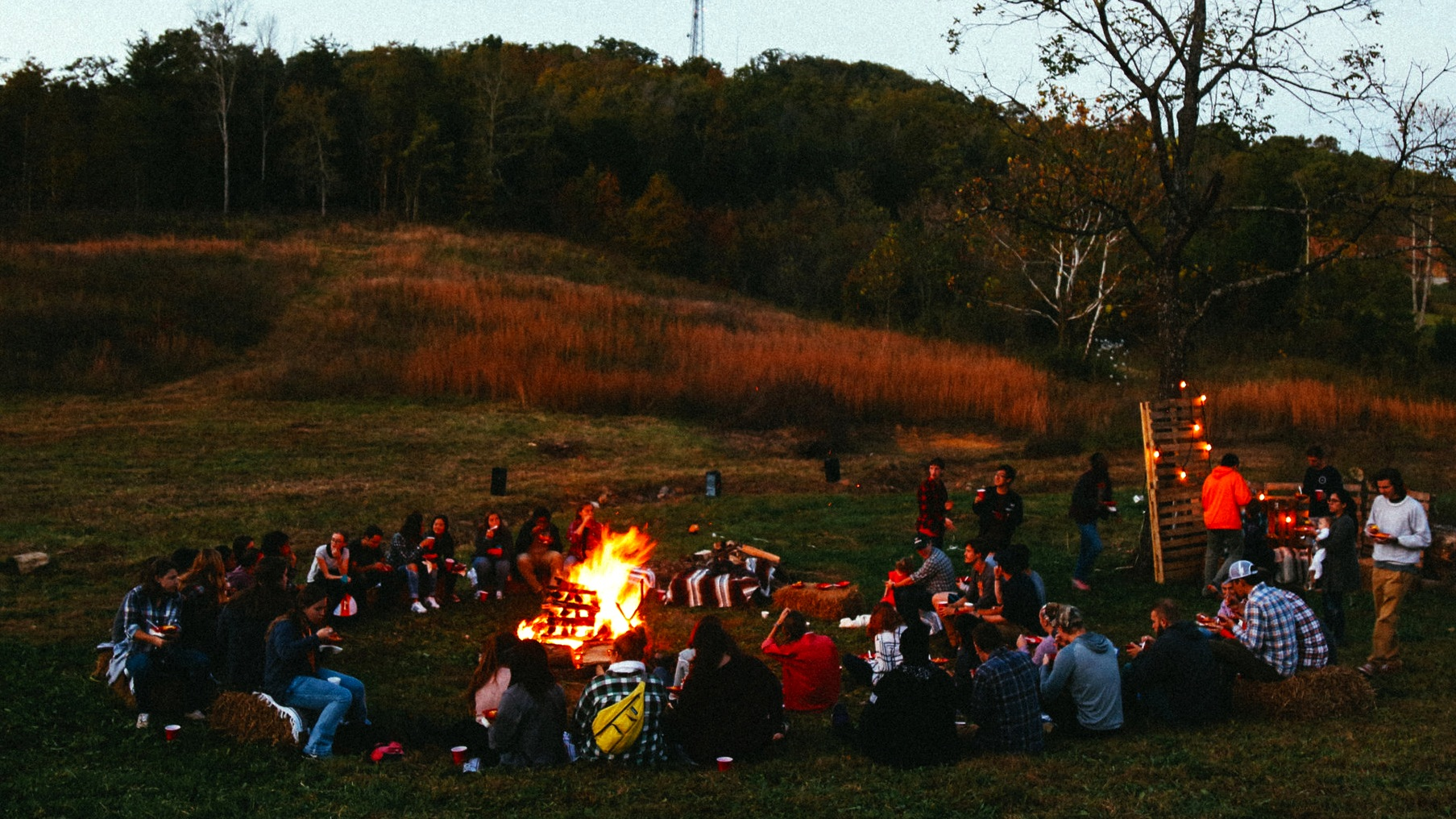 BONANZA - Homemade chili competition, outdoor games, dancing, and a bonfire. It's our festival of the fall semester, and it's fantastic.