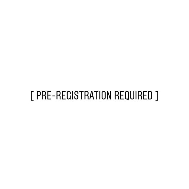 ☀️☀️☀️ [Pre-registration is now required] . . . Book your classes for the week through our website! See you on your mat! 💪🏼