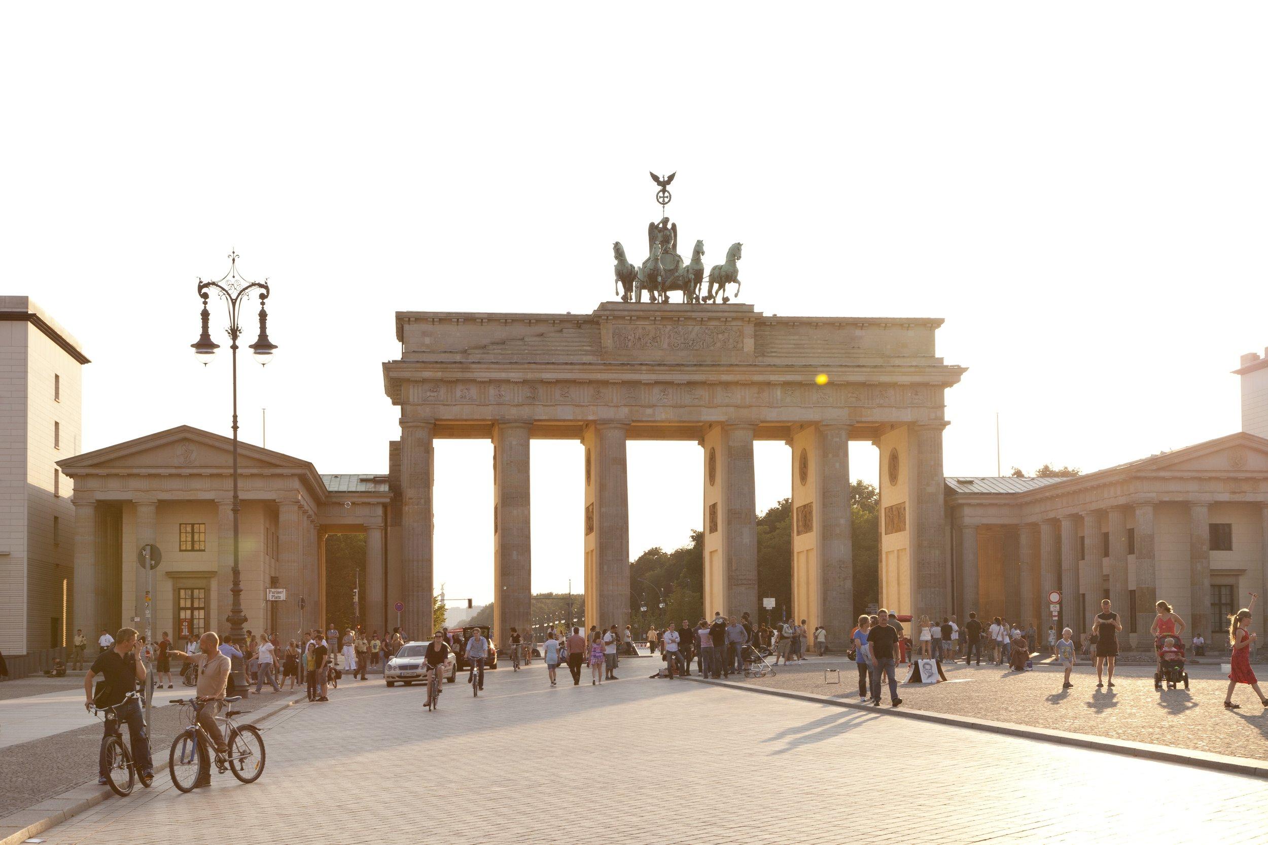 - Brandenburger Tor