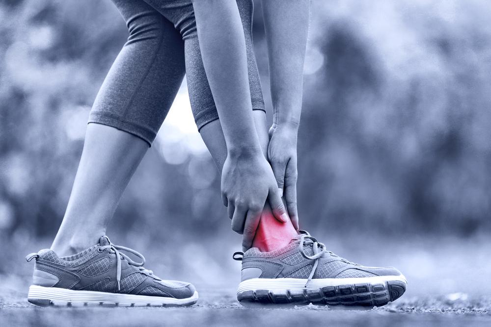 lackawanna ny podiatrist treats ankle pain and chronic sprain ankle