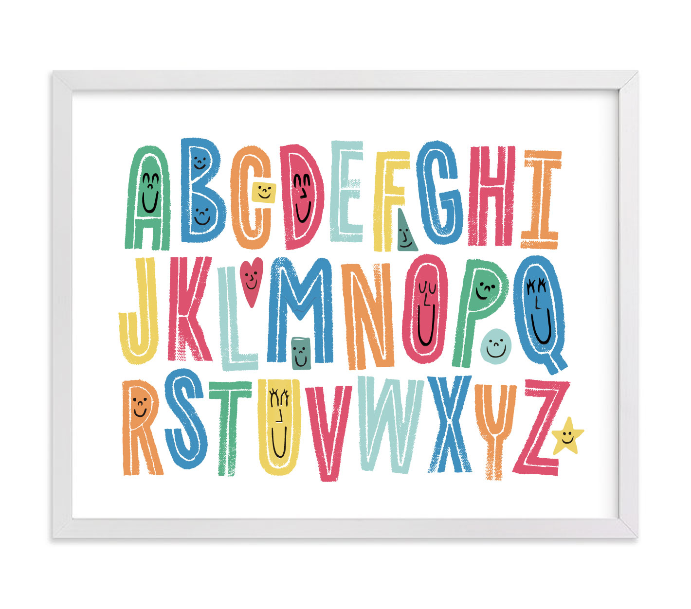 COMING SOON! Alphabet Buddies