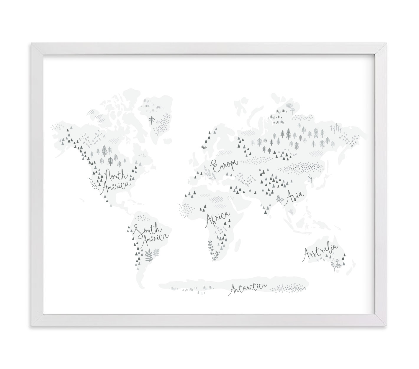 Beautiful World Map