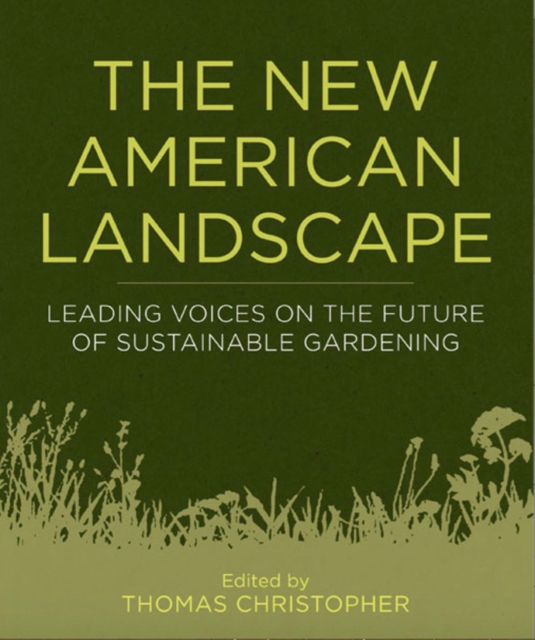 Purchase  The New American Landscape