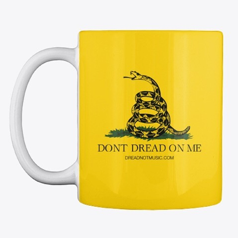 "Yo! We just opened our merch shop on teespring. Get weird dreadnot shit like this coffee mug that screams ""don't step on me til I've had my coffee."" There's also a bunch of other stuff - dope hats dropping soon! LINK👏🏻IN 👏🏻THE 👏🏻BIO👏🏻"