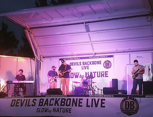 Holy smokes last night was incredible big ol thanks to @devilsbackbonebrewingcompany and @celebratefairfax