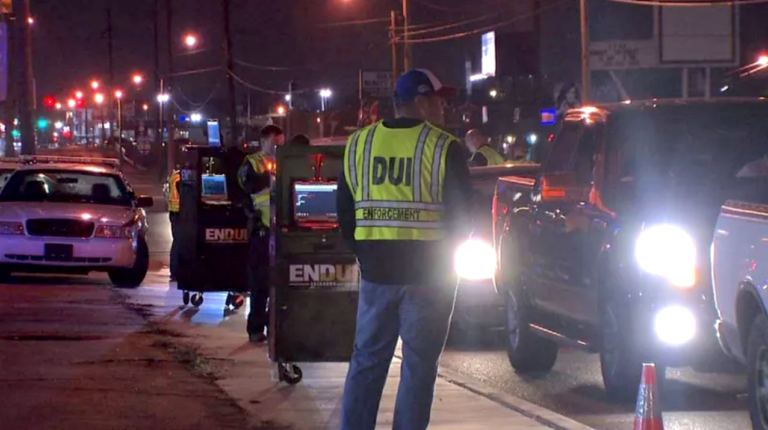 Oklahoma is looking for funding to implement tests to nab marijuana-impaired drivers. The state has federal funding for programs centered around people drinking and driving. Photo courtesy of NewsOn6.