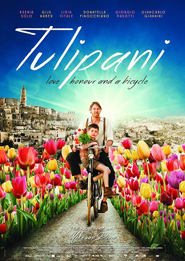 Tulipani:Love, Honour, and a Bicycle - FATT Prods, Don Carmody Television(w/Ari Posner)Listen NowNinja FightCanta Non Siate Tristi Per MeD. Carmody, D. Cormican,Hans de Weers, prods.Mike van Diem, dir.