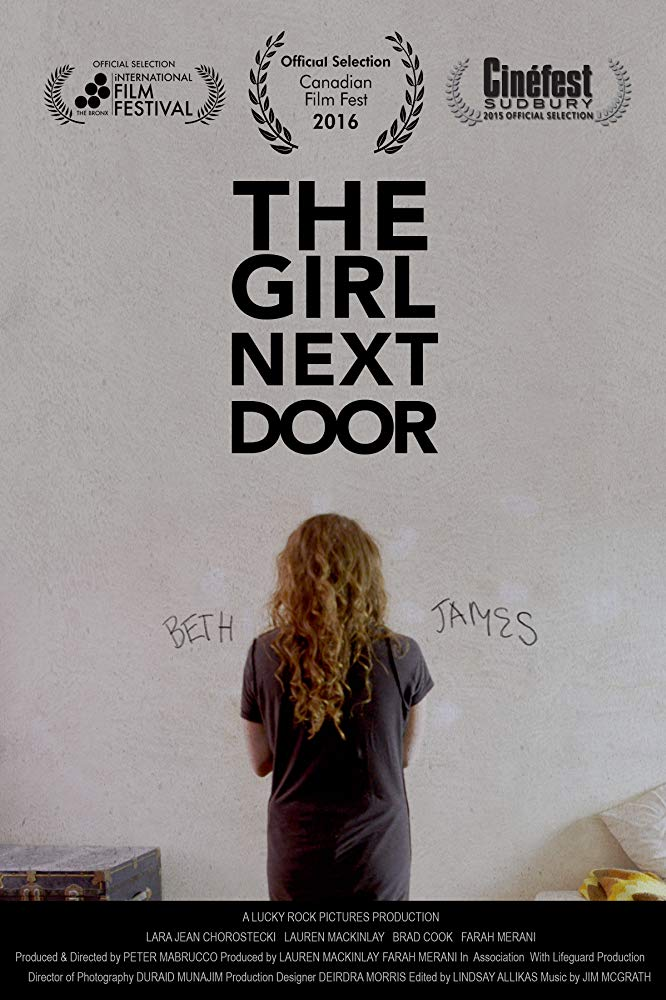 The Girl Next Door (Short) - Listen NowSee the Light Lauren MacKinlay, prod. Peter Mabrucco, dir.