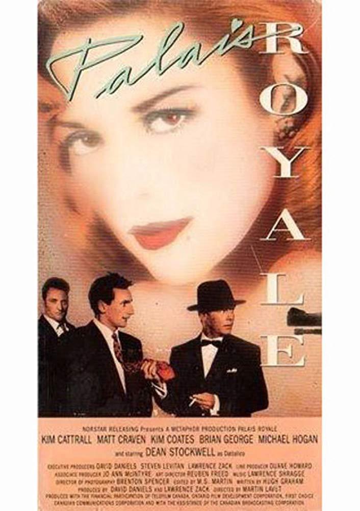 Palais Royale (Aka Smokescreen) - (orchestrator) David Daniels, prod.Martin Lavut, dir.