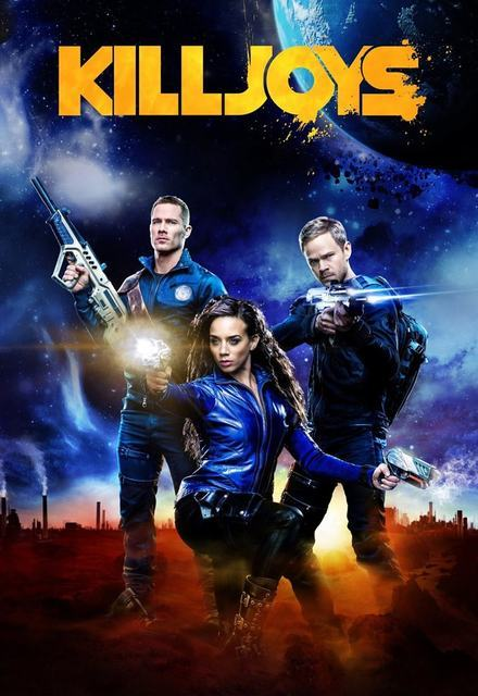 Killjoys - Temple Street, Space/SyFy(with Tim Welch)Listen NowDutch Sabine FightThe Black RootMichelle Lovretta, Karen Troubetzoy, exec. prods