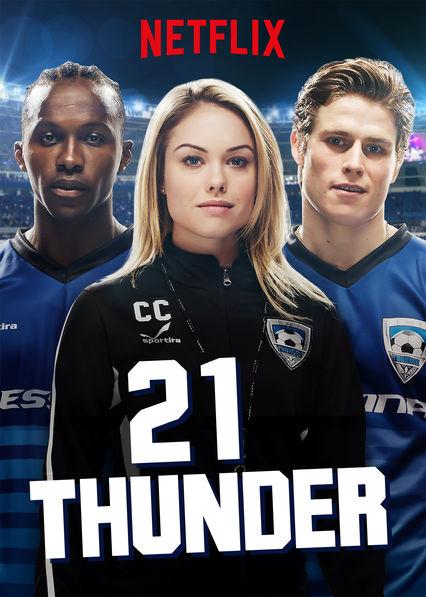 21 Thunder - CBC/Netflix(with Tim Welch) Listen NowThe Africa GameKenneth Hirsch, Michael Levine, Malcolm MacRury, exec. prods.