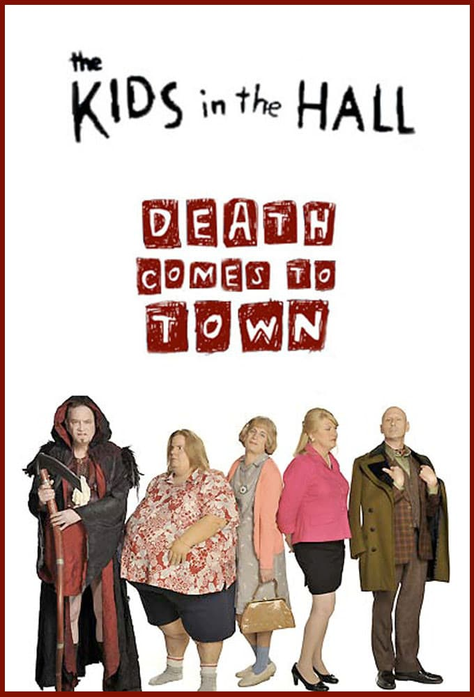 Kids in the Hall:Death Comes to Town - Accent Entertainment/CBC(with Craig Northey)Listen NowBowman Murder Bruce McCulloch, Susan Cavan exec. prods.