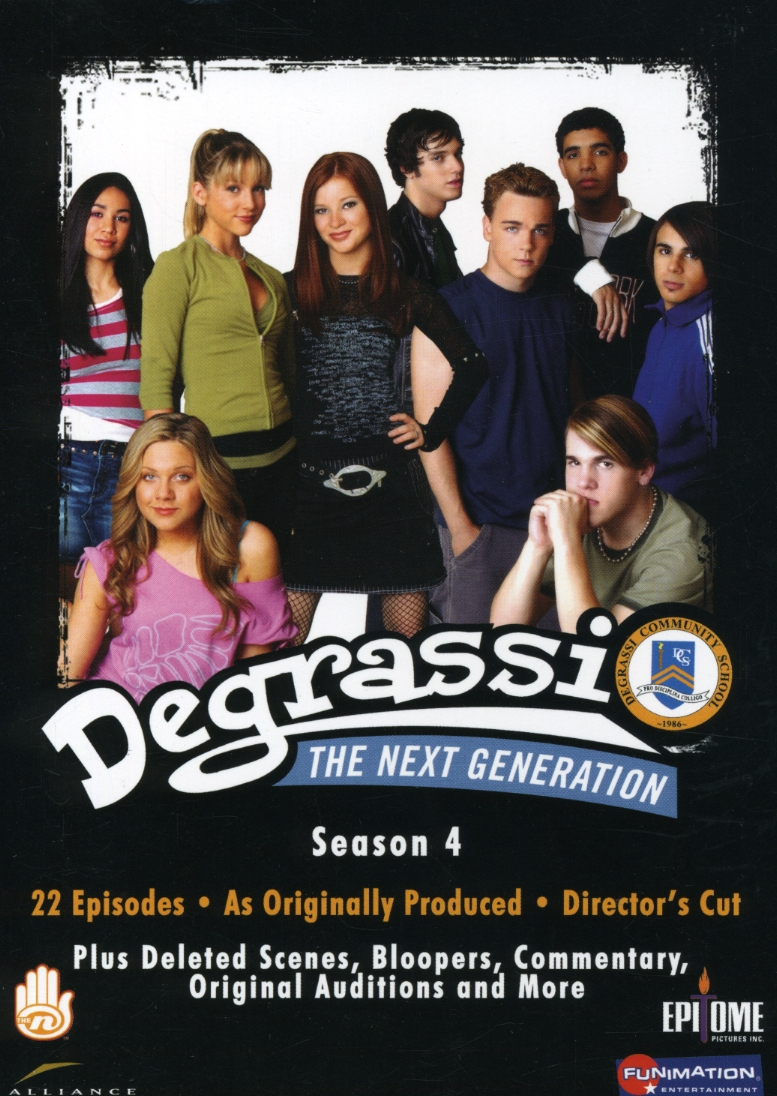 Degrassi: The Next Generation - Epitome Pictures/CTVLISTEN NOWExam Hallucination Degrassi Season One ThemeStephen Stohn, Linda Schuyler, exec. prods.